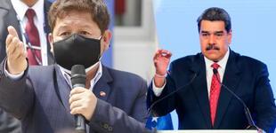 """Guido Bellido sobre gobierno de Nicolás Maduro: """"Están construyendo su propia democracia"""""""