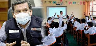"""Hernando Cevallos sobre regreso a las aulas: """"No estamos en condiciones de reiniciar las clases"""""""