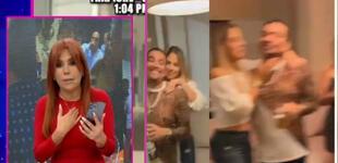 Josimar es captado con misteriosa mujer y Magaly asegura que María Fe está embarazada [VIDEO]