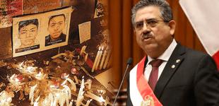 """Padre de Inti Sotelo ante pedido de pensión vitalicia de Merino: """"No tiene sangre en la cara"""""""