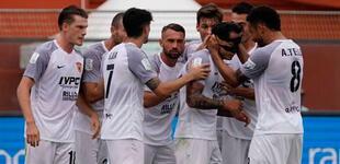Gianluca Lapadula está en racha: marcó el empate para el Benevento ante Como por Serie B [VIDEO]