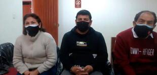 Chimbote:  Prisión para tres sujetos que estafaban con el cuento de  La cascada