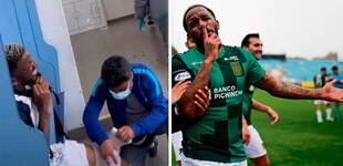 """Jefferson Farfán tranquiliza a hinchas de Alianza Lima: """"Vamos por otra final"""" [FOTO]"""