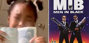 Niña rompe en llanto al 'descubrir' que su madre es una extraterrestre [VIDEO]