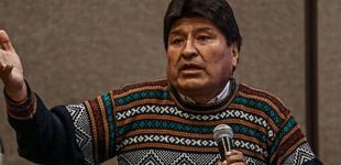 """Morales desde Arequipa: """"Les pido a los jóvenes que encabecen la Asamblea Constituyente"""""""