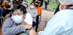 COVID-19: más de 10 millones de personas se aplicaron las dos dosis de la vacuna