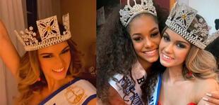 """Peruana Solana Costa ganó la corona Miss Teen Mundial: """"¡Perú se logró!"""" [VIDEO]"""