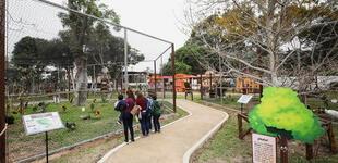 Parque de las Leyendas brinda actividades por el Día del Turismo
