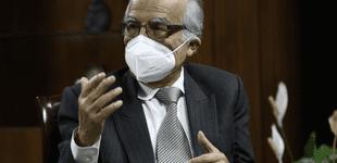 """Aníbal Torres: """"No hemos hablado de nacionalización en el gabinete"""""""