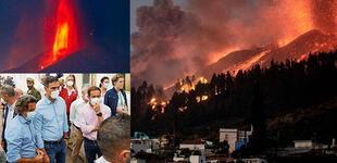 """España declara isla La Palma como """"zona de desastre"""" y dona 10.5 millones de euros para afectados"""