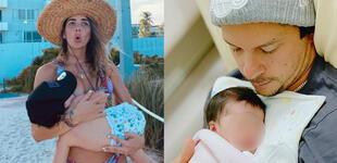 """Mario Hart se confiesa sobre su bebé tras luna de miel: """"Nos absorbe mucho tiempo"""" [VIDEO]"""