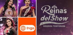 Sentencia Reinas del Show 2: ¿Cómo votar por Vania Bludau, Milena Zarate o Diana Sánchez?