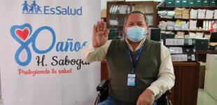 EsSalud: CERPS Callao reitera su compromiso en favor de las personas con discapacidad