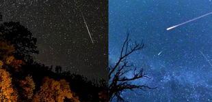 ¿Cuándo y dónde se verá la lluvia de estrellas Oriónidas?