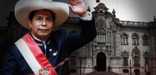 Pedro Castillo mantiene una aprobación del 42%, según Ipsos