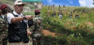 VRAEM: Gobierno frena la lucha contra la erradicación del cultivo de la hoja de coca