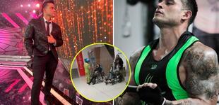 Christian Domínguez habría sido visto en silla de ruedas en clínica, según Instarándula [VIDEO]