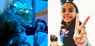 Adhara Pérez: ingeniera en Matemáticas de 10 años tiene un CI mayor al de Albert Einstein