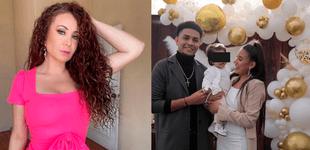 """Janet le baja el dedo al cumpleaños de la hija de Samahara Lobatón: """"Nada de frivolidades"""" [VIDEO]"""