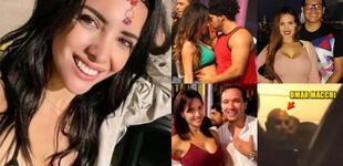 Rosángela Espinoza: Recuerda sus amores desde Zumba, Carloncho hasta Omar Macchi