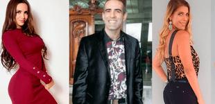 Rosángela Espinoza, Viviana Rivasplata y las mujeres que le robaron el corazón a Omar Macchi
