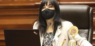 Mirtha Vásquez: Aprobación de ley que limita la cuestión de confianza pone en riesgo la democracia
