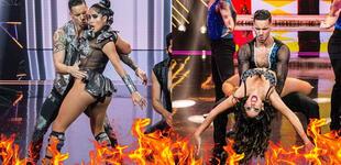 Ampay de Melissa Paredes: ¿Quién es el joven bailarín de Reinas del show?