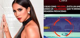 ¿Ingenio peruano? Empresa lanza servicio de lunas polarizadas con 'excelente privacidad' tras ampay de Melissa