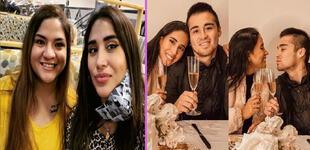 """Hermana de Melissa Paredes la defiende y culpa a Rodrigo Cuba: """"La responsabilidad es de a dos"""""""