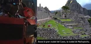 Optimus Prime habla en quechua con creativo doblaje de Transformers en Cusco [VIDEO]