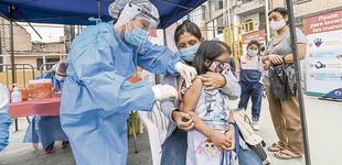 Lanzan campaña para prevenir más de 20 enfermedades a través de vacunación