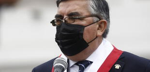 Alex Paredes: Se le tiene que dar la confianza al Gabinete de Mirtha Vásquez