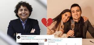 "Susel Paredes envía mensaje de aliento a Rodrigo Cuba pero usuarios le piden que ""chambee"" [FOTOS]"