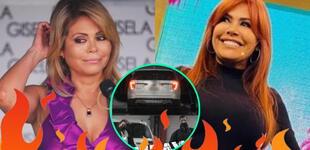 """Usuarios piden que Gisela agradezca a Magaly por ampay de Melissa: """"Te dará rating"""""""