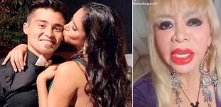 Susy Díaz causa furor en TikTok con la 'dieta del gato' tras ampay de Melissa Paredes y su bailarín
