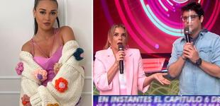 """Gian Piero y Johanna dejan entrever que Angie Arizaga está embarazada: """"Jota está más atento"""" [VIDEO]"""