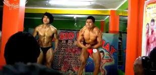 ¡Juliaca vibra!: se realiza nacional de Fisicoculturismo  y Fitness