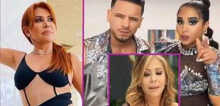 """Magaly desmiente a Gisela y asegura que Melissa NO IRÁ a Reinas: """"Te va a crecer la nariz como pinocho"""" [VIDEO]"""