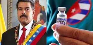 """Maduro anuncia que Venezuela empezará producción de vacunas cubanas: """"Poderosas y comprobadas"""" [VIDEO]"""