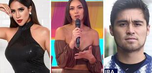"""Natalie Vértiz sobre ruptura de Melissa Paredes y Gato Cuba: """"Deseamos que puedan conciliar"""" [VIDEO]"""