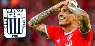 Paolo Guerrero dejó de ser jugador del Inter de Porto Alegre, según periodista brasileño