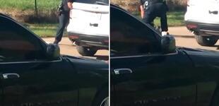 Racismo en EE.UU.: Policía agrede brutalmente a afroamericana que había sido atacada minutos antes