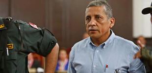 Antauro Humala fue trasladado al penal Ancón II por seguridad
