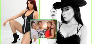 Milena Zárate celebró su cumpleaños número 33 junto a Greissy Ortega y su familia [VIDEO]