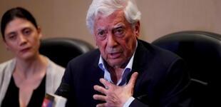 """Vargas Llosa niega haber creado asociación offshore: """"Es absolutamente falso"""""""