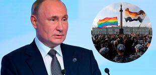 """Vladimir Putin califica de """"monstruoso"""" enseñar a los niños que pueden cambiar de género"""
