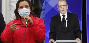 """Dina Boluarte: """"Ricardo Belmont se malinformó que iba a ser asesor del presidente"""""""