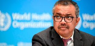 """Director de la OMS sobre fin de la pandemia: """"Terminará cuando el mundo lo decida"""""""
