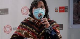 """Dina Boluarte: """"Pedro Castillo debe gobernar para todo el país, no solo para Perú Libre"""""""