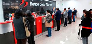 Banco de la Nación depositó por error 10 mil soles a 284 beneficiaros del Bono Universal